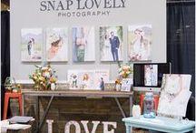 Wedding Fair Booth Ideas