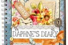 Daphne inspiration / by Marsha Fromm