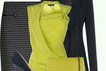 green lemon and black