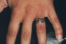 Ending ring tattoos / by Barbara Gross