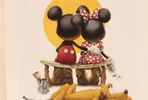 Minnie & Mickey Mouse❤