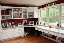 Closet & Storage & Hobby room