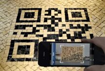 mixed reality / QR code / QR code and Augmented Reality / by roberto gilli