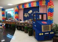 Festa de caminhão