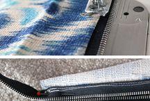 jeans materiał dodatkowy