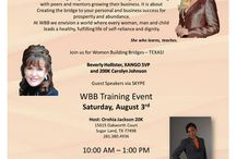 """WBB """"Inspired"""" Brunch / Unique Empowering Events done in the home.  / by Orehia Jackson"""