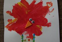 Art Room Kinders/1st grade / by Allison Ross