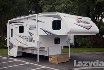Truck Campers / Truck #Camper RVs for sale by Lazydays in #Tampa, Florida; #Tucson, Arizona; #Denver, Loveland and Longmont, Colorado.