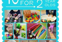 Activities for my toddler
