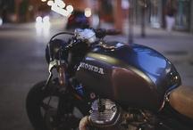 Motorbicycles / by Paul Peters