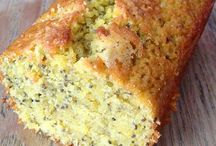 Gâteaux citron graines de chia