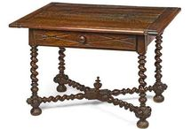 Louis XIII - mobilier