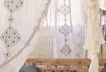 Ložnice / jako v bavlnce