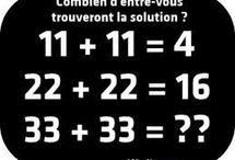 Calcule de math