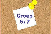 Groep 6/7 / Activiteiten schooljaar 13/14