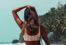 OY surf bikinis