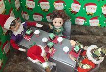 Elf on the shelf creations