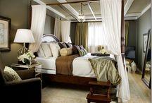 Master bedroom / by Kayla Kampe