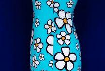 dress flowered dress