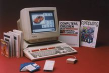 Old school computers / What was your first computer? Retro computers.