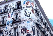 Visitas por Madrid