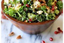 Salads / by Jodie Resendiz