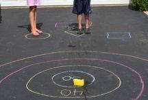 Kids summer games / Games