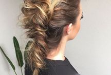 Hairstyle per esame