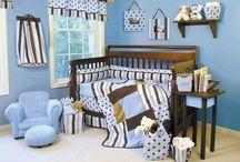 Quarto de Bebê / Inspirações para decoração do quarto do seu baby