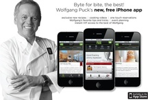 The Wolfgang Puck App: Live Love Eat! / Download Wolfgang Puck's new app for the iPhone, iPod Touch, and iPad for fresh recipe, videos, tips and more!  / by Wolfgang Puck