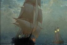 Piratas, navios...