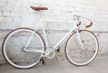Bikes / by The Design Blog