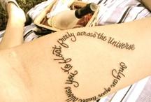 Tattoos / by Christi