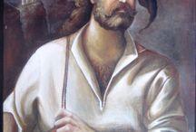 Λευκαδίτες Ζωγράφοι και έργα τους