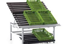 Meja display Produce