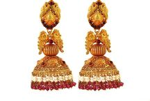 Gold Earrings / Our Shine collection of earrings to make you always find the best here...,