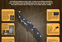 Knives / Uses for knives and cool knives