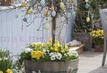 Pääsiäispuu ja muuta pääsiäistä