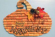 Autumn Cork Creations