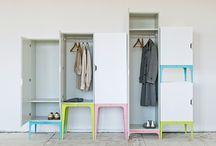 Wardrobe + closet