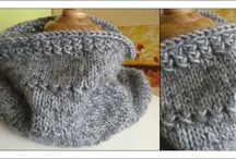 Knitting - Scarves & Accessories / by Kylie Cantwell