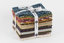 Southcott Quilt / Fabric collection by Kathy Hall.