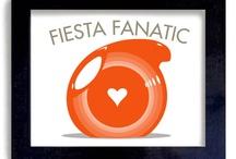 Obsessed / Fiestaware