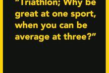 Triathlons