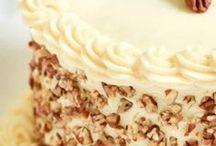 Recipes: White Cakes