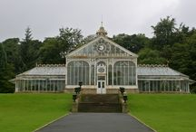 Victorian glass houses