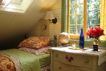 WelcomeToMyCountryCottage / Everything light, bright and springy... / by Shannon Joy