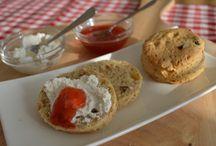 quinoa spwlt scones