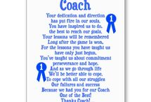 Coach appreciation ideas