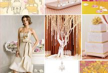 Wedding Color Schemes/Themes